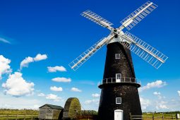 Windmill in the broads